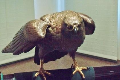 準備ok 鷹