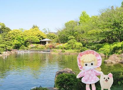 つつじの行船公園2018