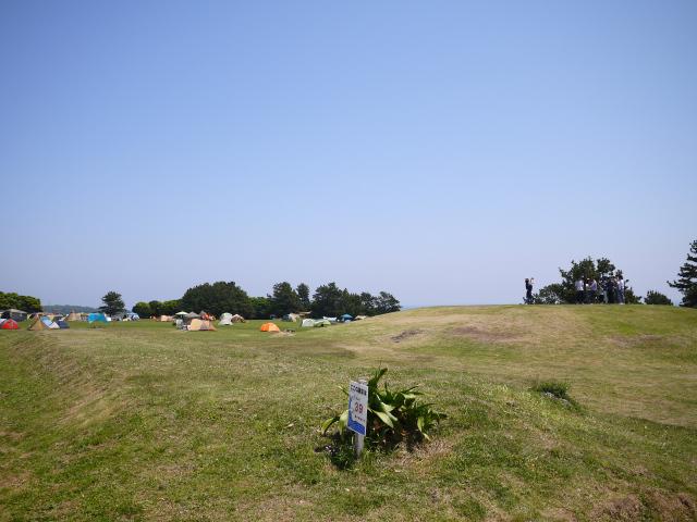 本州最南端のキャンプ場