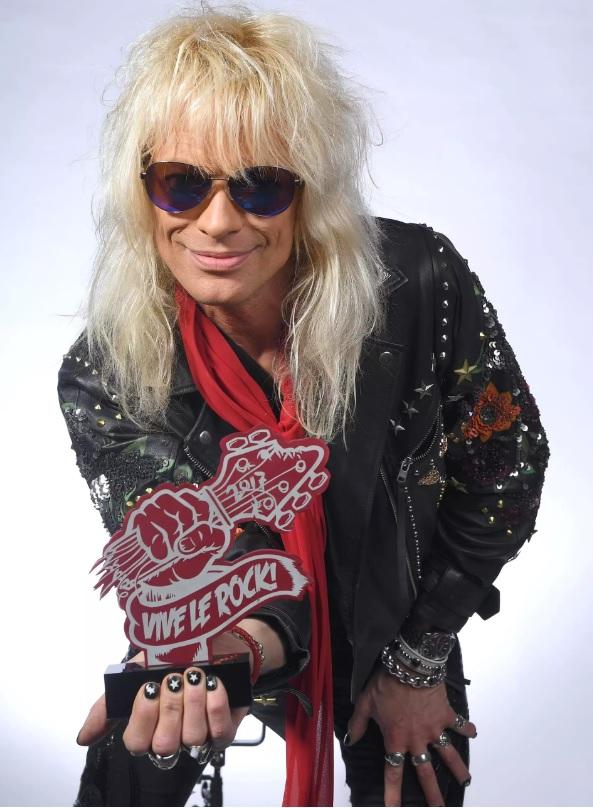 Michael Monroe Vive Le Rock 2018 Tina Korhonen