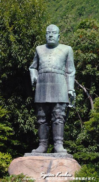 鹿児島市の西郷隆盛像