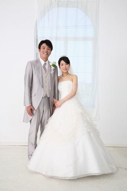 ウェディングドレス 結婚式