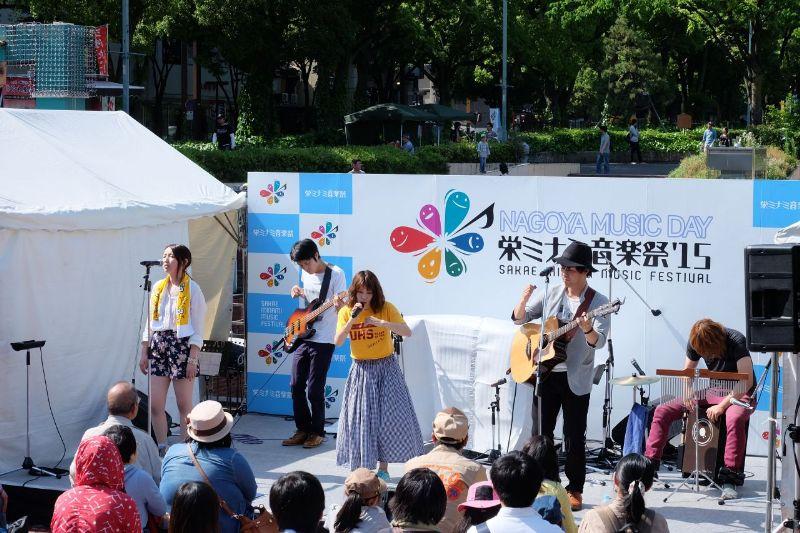 栄ミナミ音楽祭20153