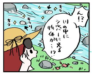 カワネズミ②