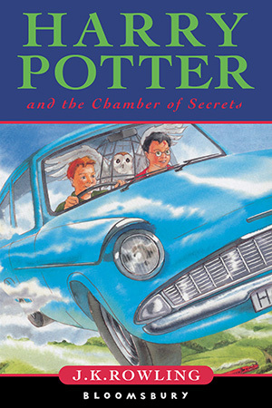 02Harry Potter and the Chamber of Secrets