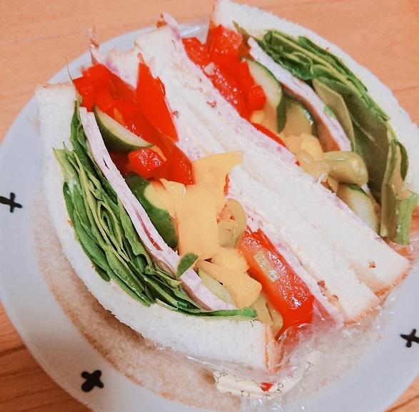 サンドウィッチ2