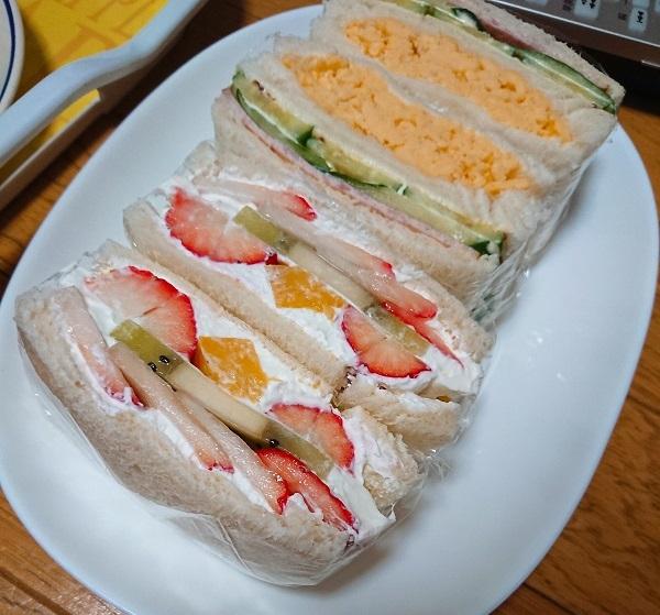 サンドウィッチ3