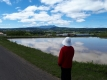 蓼科山の眺め