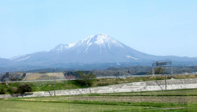 大山遠景1