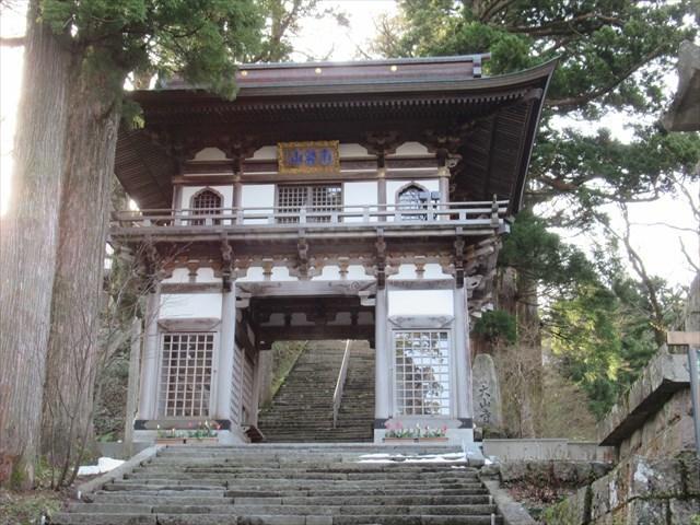 大山寺本堂2