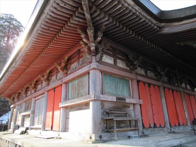 大山寺本堂7