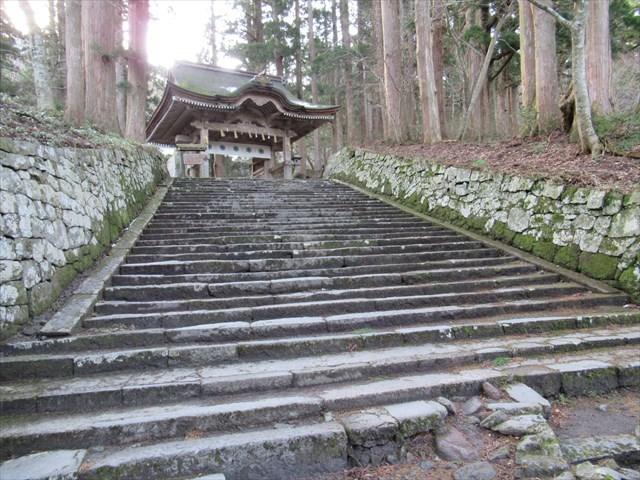 大神山神社奥宮1