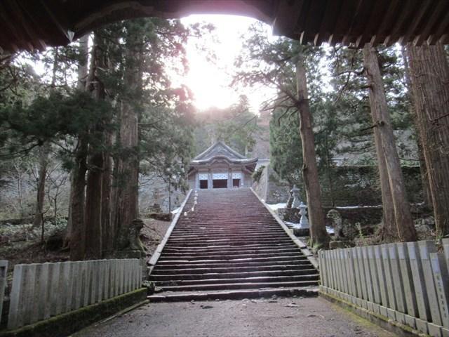 大神山神社奥宮6