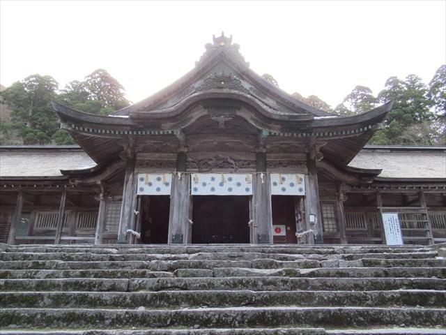 大神山神社奥宮7