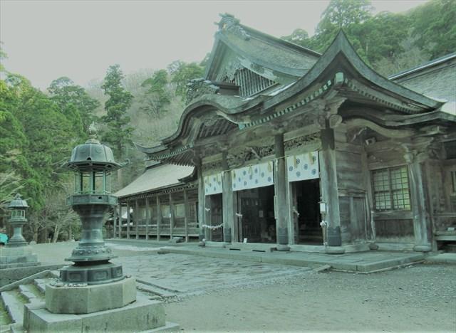 大神山神社奥宮8