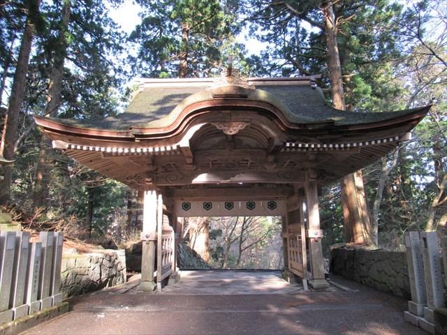 大神山神社奥宮5