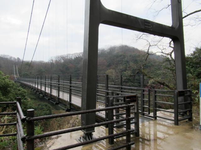 """舌震の""""恋""""吊り橋1"""