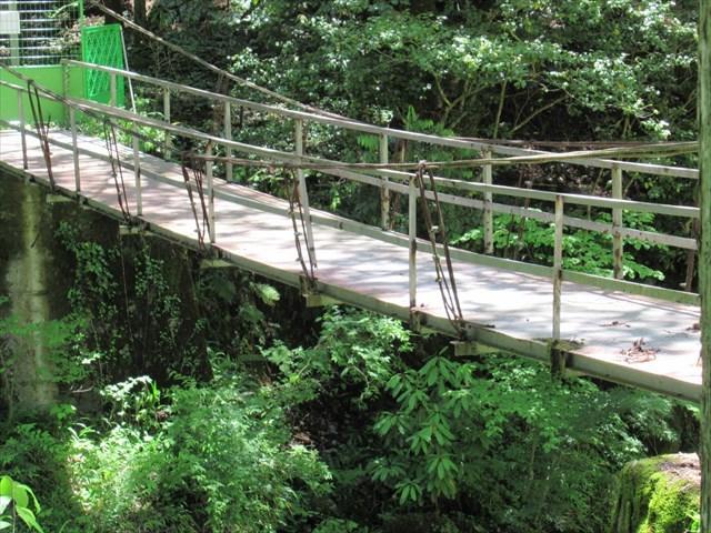 円原の吊橋7
