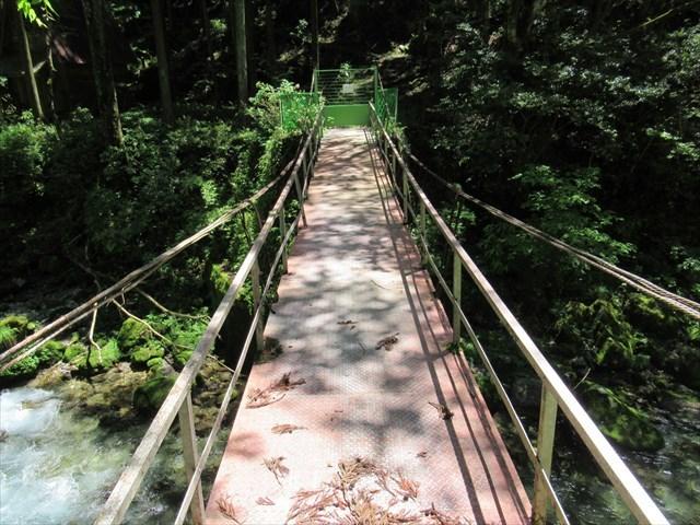 円原の吊橋5