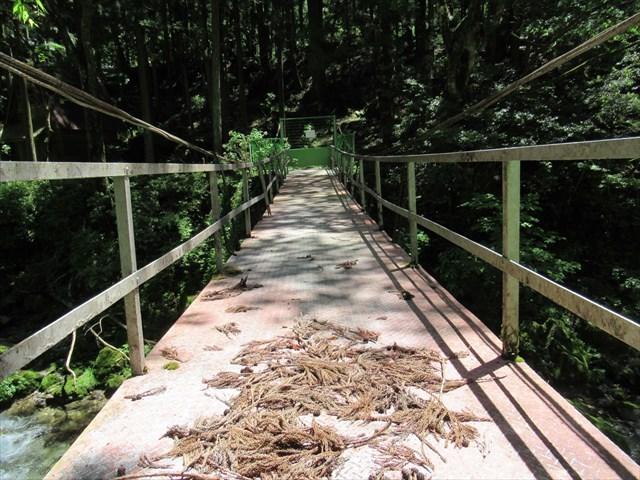 円原の吊橋6