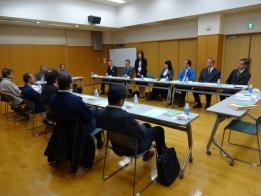山田新委員からも学校近況報告を