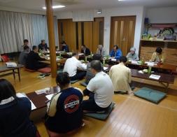 30年度の運営委員会、竹山さんご苦労様でした。