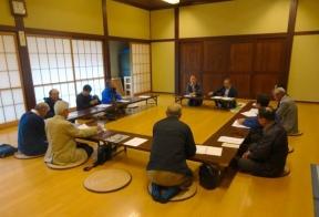 30年度石川ホタルの会総会