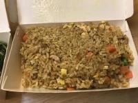 咖哩豬肉炒飯180328