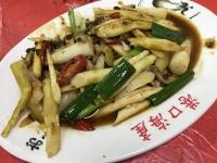 炒劍筍180406