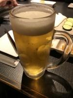 生ビール180407