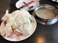 鍋には白菜180421