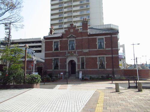 旧下関英国領事館2