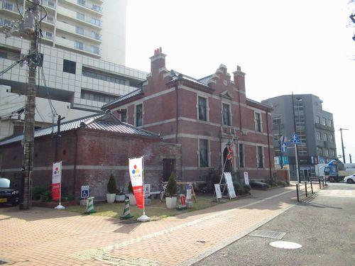 旧下関英国領事館6