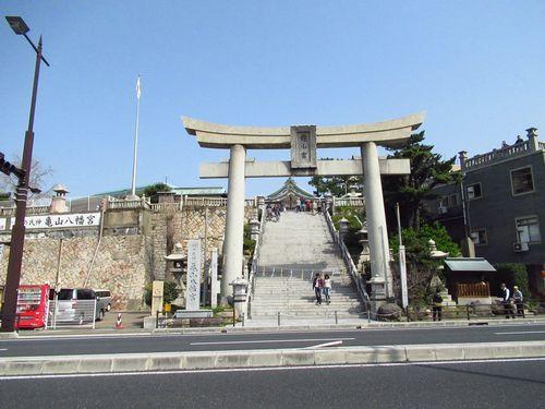 亀山八幡宮1