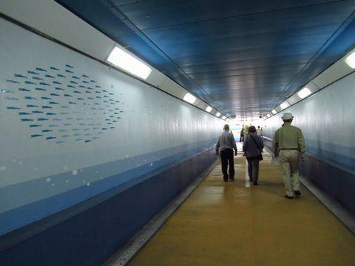 関門トンネル9