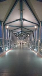 八景島シーパラダイスエントランス夜