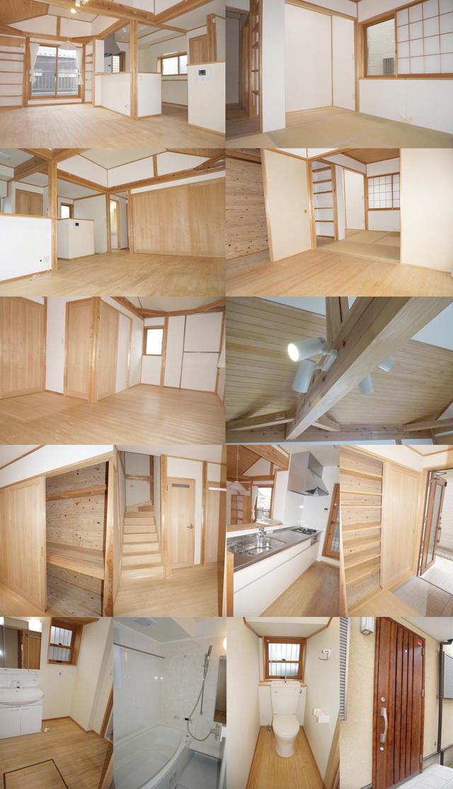 ■物件番号P5417(辻堂賃貸)大型4LDKの一戸建て!辻堂海側!自然素材の家!漆喰壁!ひのきの床!ペット相談!