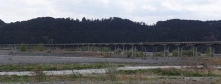 蓬莱橋 その1