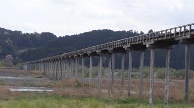 蓬莱橋 その2