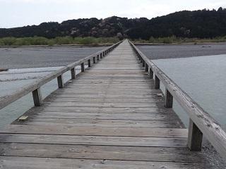 蓬莱橋 その4