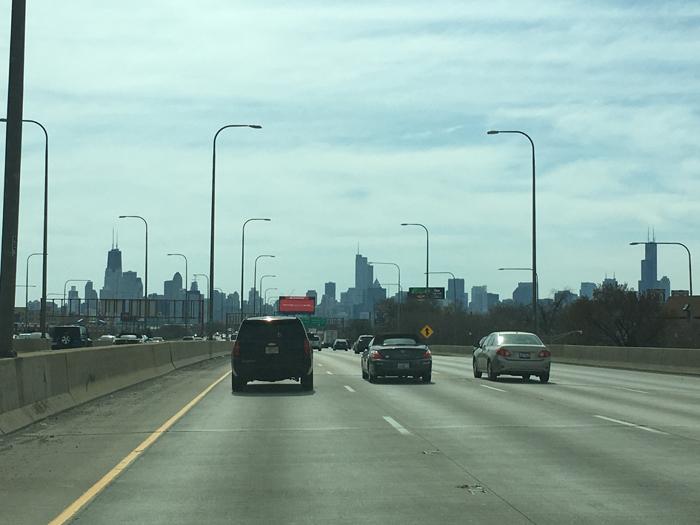 シカゴ景色