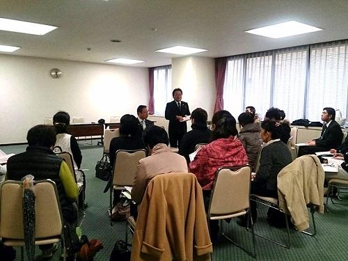 UAゼンセン栃木県支部≪2015 暮らし座談会≫!⑧