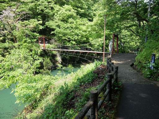 小原温泉遊歩道