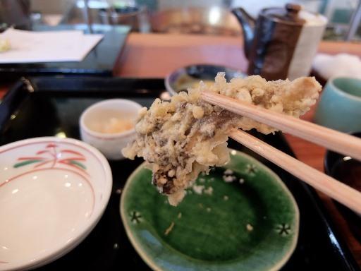サクッと揚がった天ぷら