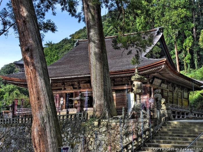 清水寺本堂 (島根)