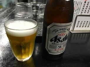180310みやび@ビール