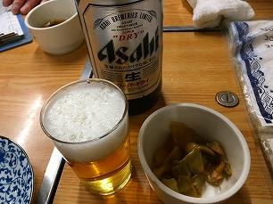 180317百味@瓶ビール