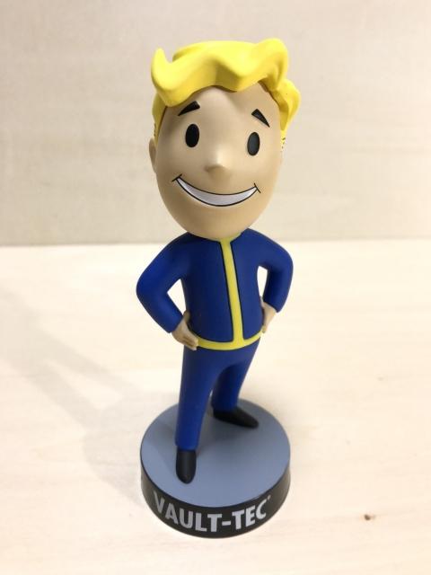 [Loot Crate]Fallout4 ボルトボーイ ボブルヘッド