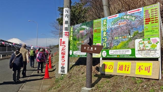 4松田山西平畑公園入口分岐