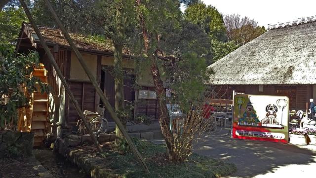 15入口横の水車小屋
